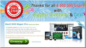 Free DVD Ripper Pro and Video Converter Pro until 23rd of May