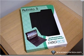 PADACS Rubata 3 Bluetooth keyboard review