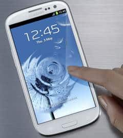 Samsung GALAXY S III launches in Australia today