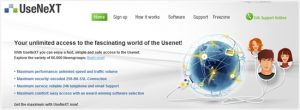 4 Usenet accounts access from UseNeXT giveaway