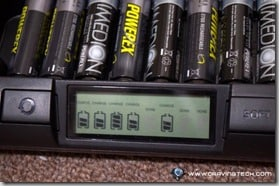 Maha Powerex battery charger, the MH-C801D, is no ordinary charger from Protog.com.au