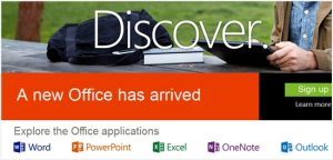 Microsoft Office 2013 Public Preview (also known as Microsoft Office 15)