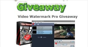 Video Watermark Pro giveaway