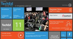Microsoft-TechEd-2012-Australia