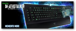 Razer releases 2 new products: the DeathStalker and Kraken!