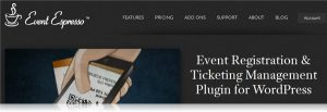 Manage events registrations and tickets in WordPress with Event Espresso plugin