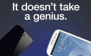 It Doesn't Take a Genius: Samsung S3 Vs. iPhone 5