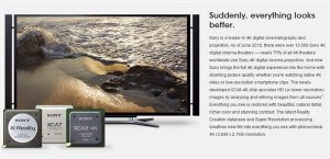 Sony 4K TV features a huge 84 inch screen – with a huge.. price