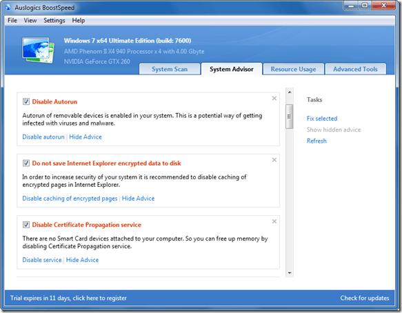 BoostSpeed5-System_Advisor