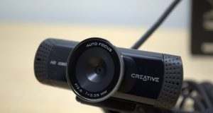 Creative Live Cam Connect HD 1080 review
