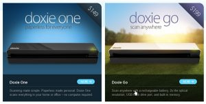 Doxie One released – now this portable scanner can scan right to your tablets and smartphones