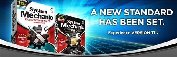 System Mechanic 11 Review