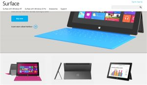 Microsoft Surface is coming to retail stores in Australia
