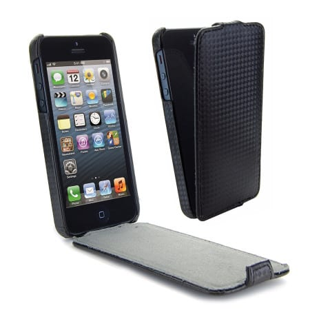 Slimline Carbon Fibre iPhone 5 Case
