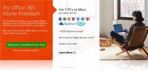 Microsoft Office 365 goes personal