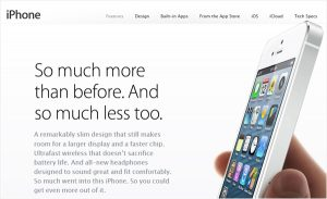 Demand for iPhone Declining