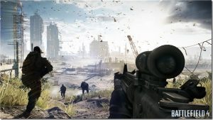 Official Battlefield 4 launch trailer and gameplay