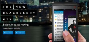 Blackberry fights for survival