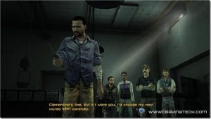 When a game about zombies actually has an awesome story – The Walking Dead Review