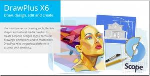DrawPlus X6 license giveaway– powerful and easy to use software