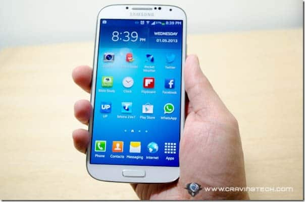 Samsung GALAXY S4 review-8