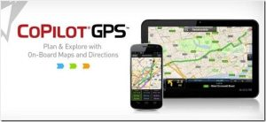 Free guided drive without data connection, thanks to CoPilot GPS