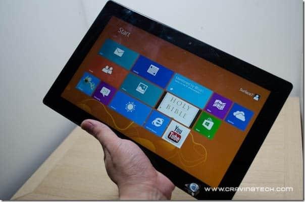 Microsoft Surface Pro-4
