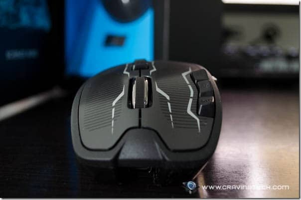 Logitech G700s Wireless Gaming Mouse-5
