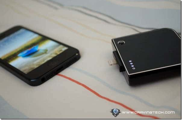 Mobile Zap iPhone 5 portable charger review-13