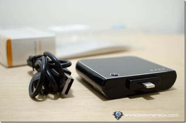 Mobile Zap iPhone 5 portable charger review-3