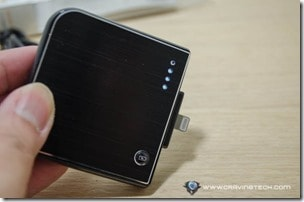Mobile Zap iPhone 5 portable charger review-6