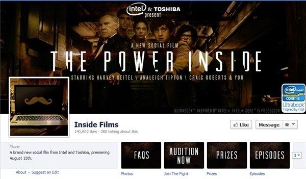 The Power Inside facebook