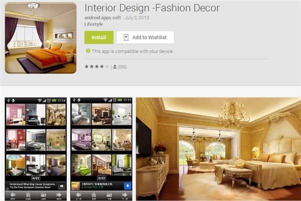 Android apps which help to ease businesses - Design interior home with ease ...