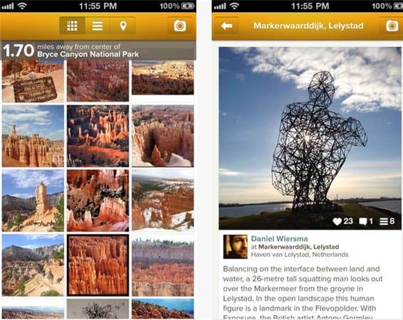 Trover screenshot