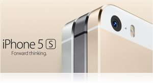My thoughts on the new Apple's iPhone 5s