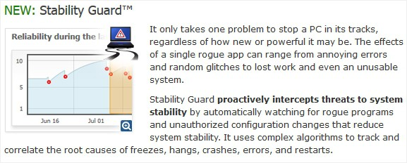 Stability Guard
