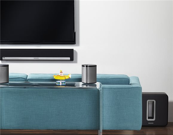 Sonos PLAY1_HomeTheater