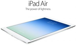 Apple Keynote Event October 2013 – iPad Air and iPad mini with Retina Display