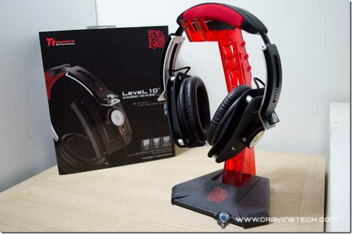 Tt eSPORTS Level 10 M Gaming Headset Review