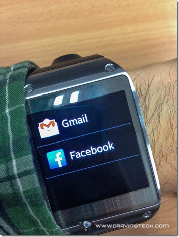 Samsung GALAXY Gear Review-12