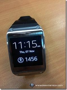 Samsung GALAXY Gear Review-2