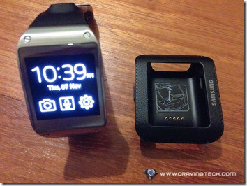 Samsung GALAXY Gear Review-7