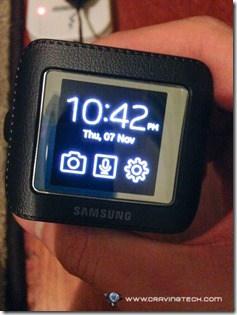 Samsung GALAXY Gear Review-9