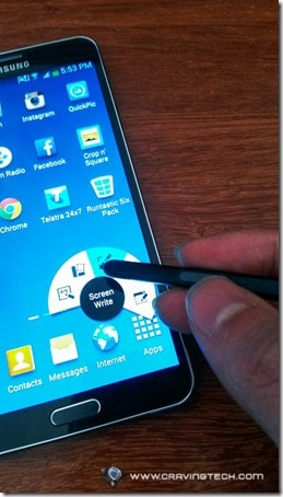 Samsung GALAXY Note 3 Review-12