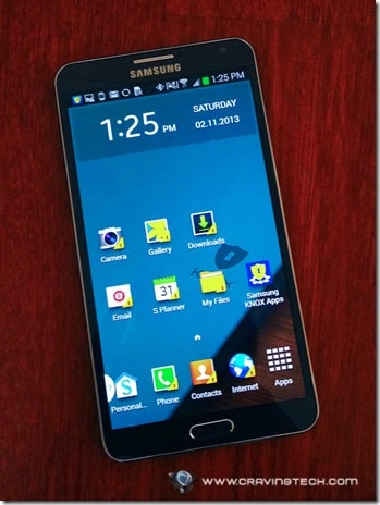 Samsung GALAXY Note 3 Review-17