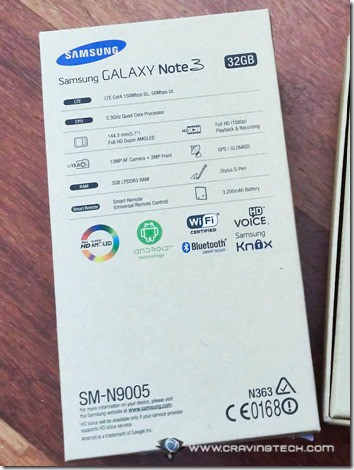 Samsung GALAXY Note 3 Review-6