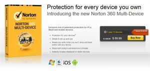 Norton 360 MultiDevice 2014 from Symantec + Giveaway