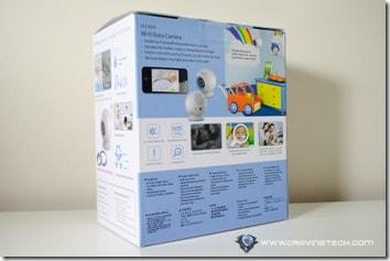 D-Link Baby Camera Monitor-2