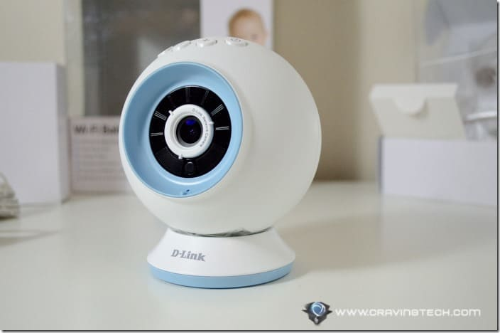 D-Link Baby Camera Monitor-5