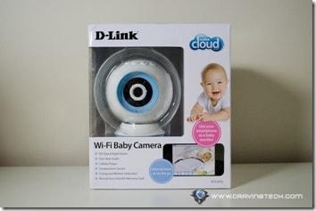 D-Link Baby Camera Monitor